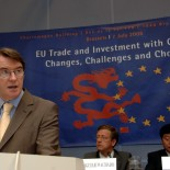 Peter Mandelson, EU Commissioner for Trade