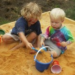 Children playing (picture credit Artaxerxes)