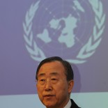 Ban Ki-moon, Secretary General of the United Nations