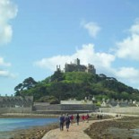 St Michael's Mount, Cornwall (source Freefoto.com)