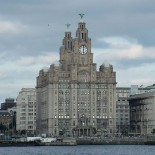 Royal Liver Building, at the commercial heart of Liverpool (picture Chowells)