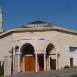 The mosque in Geneva (source Fondation Culturelle Islamique, Geneva)