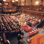 The House of Lords in session (source UK Parliament)