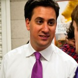 Ed Miliband, new leader of the Labour party
