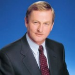 Enda Kenny, newly elected Irish prime minister