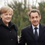 Angela Merkel and Nicolas Sarkozy, leaders of Germany and France (picture Chancellery of the President of the Republic of Poland)