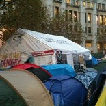 The Occupy London protest (picture Richard Symonds)