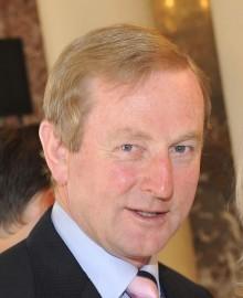 Enda Kenny, Irish Taoiseach (picture EPP)