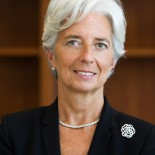 Christine Lagarde, managing director of the IMF - who voted for her? (picture IMF)