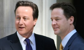 David Cameron and Nick Clegg (picture 10 Downing Street / Flickr)