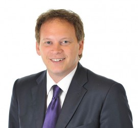 Grant Shapps (picture Communities and Local Government Office)