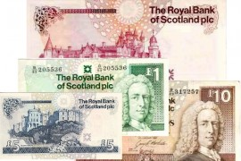 Scottish pounds - for much longer?